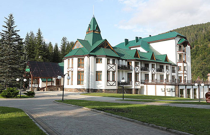 "Hotel complex ""Beskyd"""